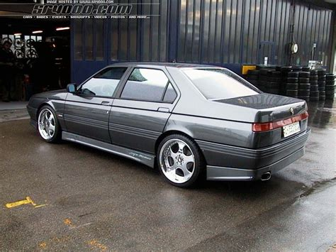 alfa romeo 164 pictures posters news and on
