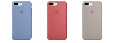 Iphone 7 Leather Berry New Color apple launches new silicone and leather iphone 7