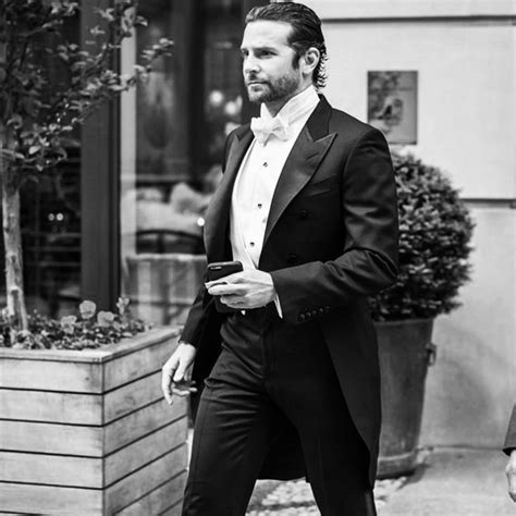Tomford Black tom ford bradley cooper wore a tom ford black tailcoat