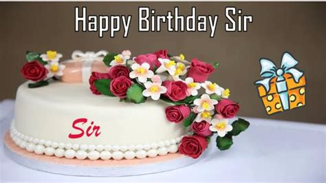birthday wishes to sir happy birthday sir image wishes