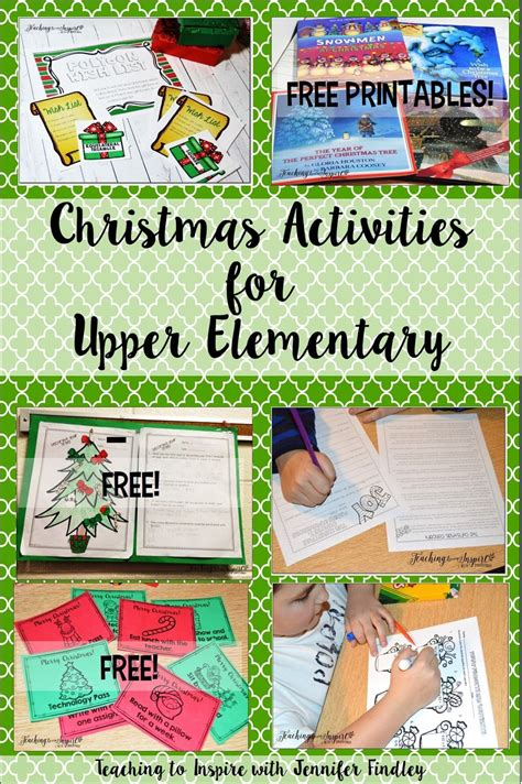 christmas crafts for elementary students activities for elementary activities students and check