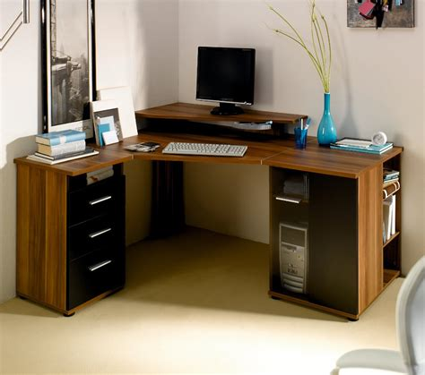 Corner Office Desk For Home 12 Area Conserving Types Use Of Modest Corner Desks Best Of Interior Design