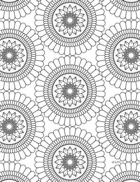 full page coloring mandalas 91 best mandalas images on pinterest mandalas crochet