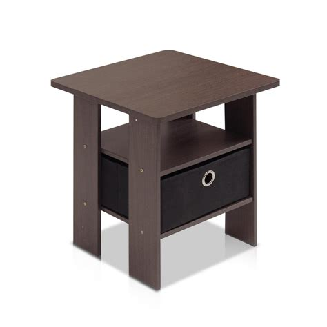 black end tables with storage end tables accent tables the home depot