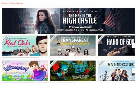 amazon tv series netflix vs hulu vs amazon prime which should you choose