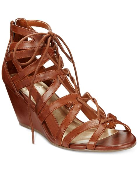 gladiator sandals macy s material hera demi wedge gladiator sandals only at