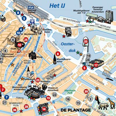 free amsterdam maps and apps for download and print - Amsterdam Museum Quarter Map