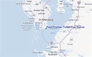 point pinellas ta bay florida tide station location guide
