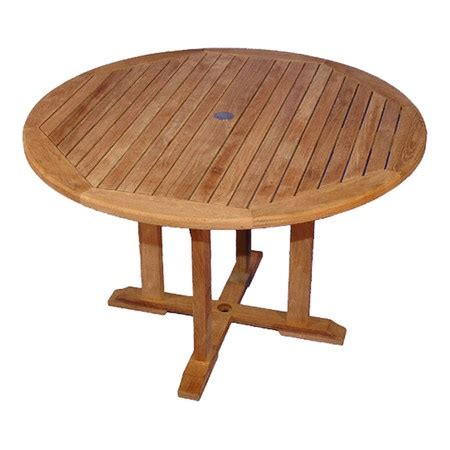teak indoor dining table