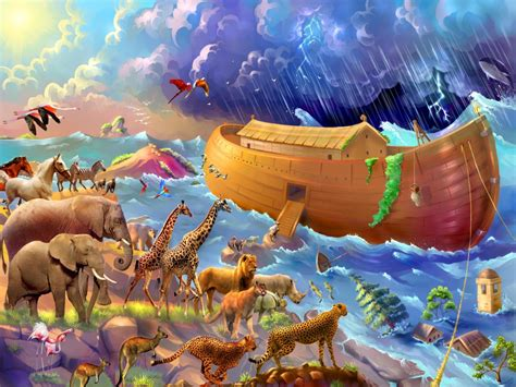 noah s noah s ark jigsaw puzzle in kids puzzles puzzles on