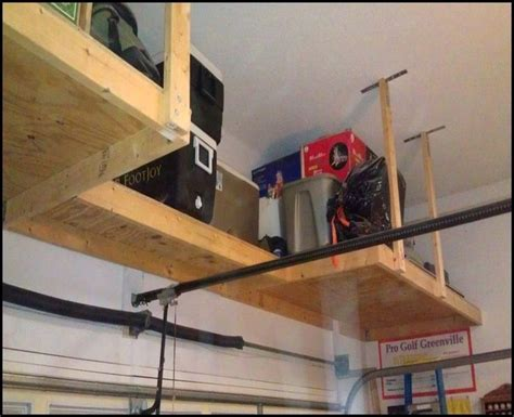 Building Garage Shelves From Ceiling by 15 Must See Ceiling Storage Pins Workshop Storage Shop