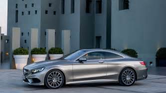 Mercedes S Class Sedan Mercedes S Class Coupe 2017 Hd Wallpapers