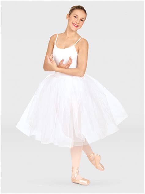 Bc408 Semi Knit Shirt With Tutu Skirt capezio dancewear capezio leotards skirts tights at