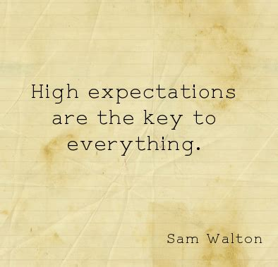expectation quotes quotes about expectations quotesgram