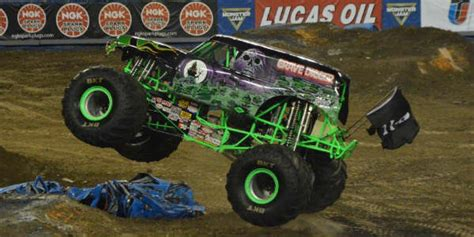 what time does the monster truck show start out and about monster jam is exciting family fun and it s