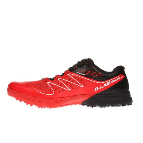 salomon shoes for road running s lab sense ultra road running shoes black white