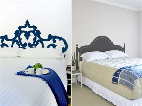 fake headboard decal bukit home interior and exterior