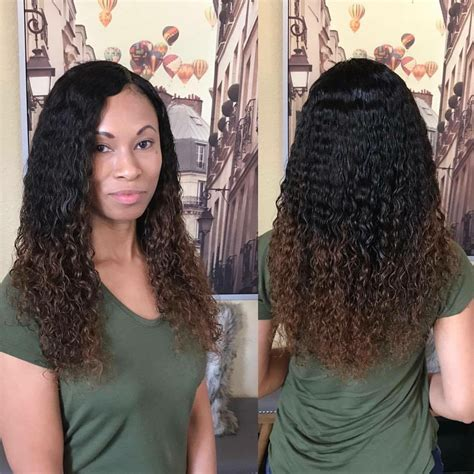sew in hair gallery lisa hair weave gallery strandbystrandstudio