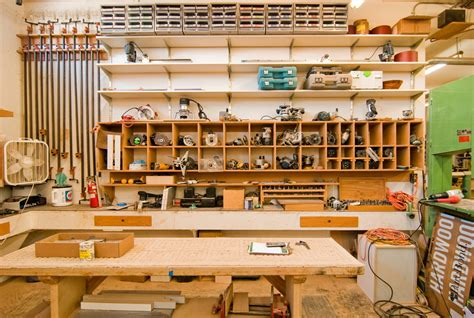 Woodworking Garage Storage Ideas Spd Cabinet Furniture Shop Developments Build