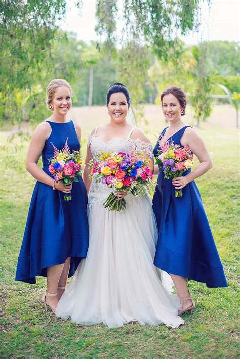 cherie bens royal blue country wedding