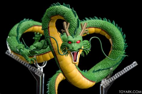 S H Figuarts Shenlong s h figuarts shenron available state side this weekend at anime nyc the toyark news