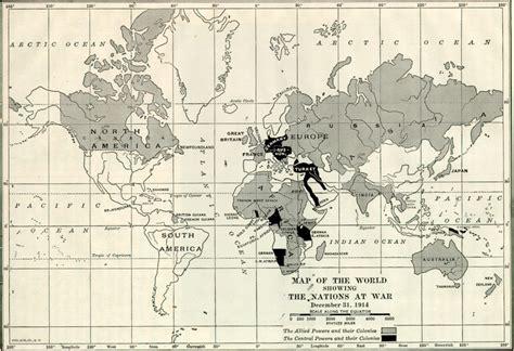 Printable World War Ii Map | world war 1 map printable
