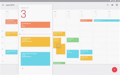 material design calendar js does google finally get it the material design update