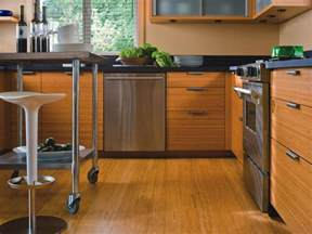Bamboo Flooring In Kitchen Bamboo Flooring For The Kitchen Hgtv
