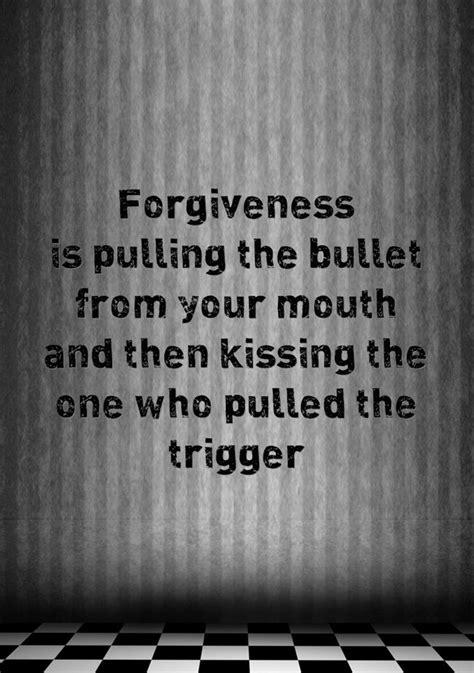 Karese Burrows forgiveness   Think, Zitate und Bilder