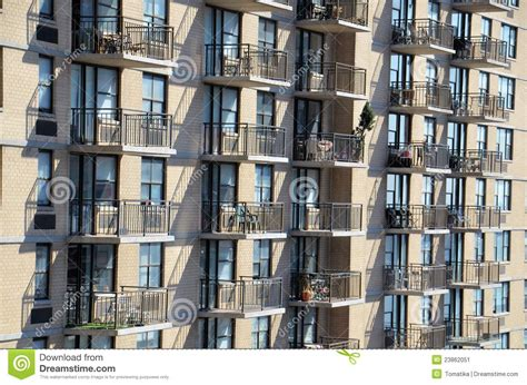 Brick Wall Apartment apartment balcony stock image image of elegant clean