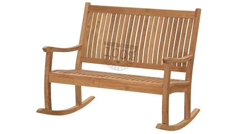 Rocking Garden Bench Best Outdoor Teak Benches Teak Garden Benches Patio Teak Benches From Best Teak Garden