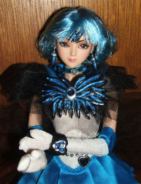pgsm dark sailor mercury  volks doll