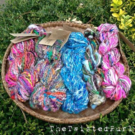 Handmade Yarn - new handmade yarn for sale twisted purl