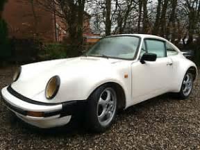 Porsche 911 Replica Porsche 911 Turbo Covin Replica Kit Car Ebay