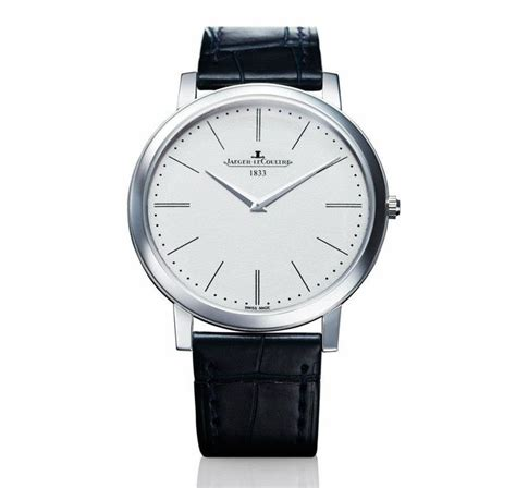 sihh 2013 new ultra thin by jaeger lecoultre