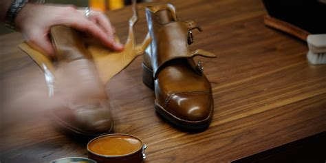 how to shine shoes a basic shoe care guide