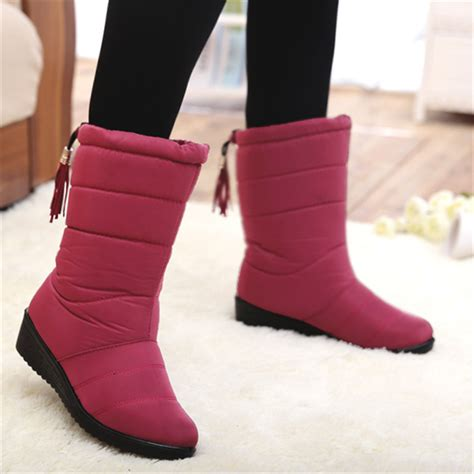 hot ladies boots aliexpress buy hot women boots female tassel winter