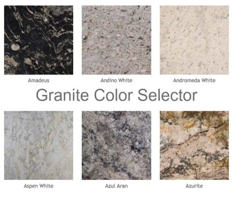 colors of granite granite countertops review buyer s guide countertop