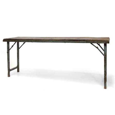 tavolo consolle pieghevole tavolo consolle vintage base ferro mobili vendita