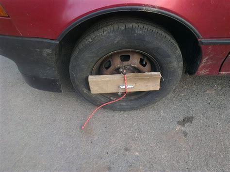 wheel alignment diy cheap and easy diy wheel alignment rick s site