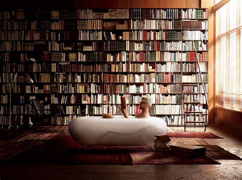 libro a room full of 15 ingenious bathrooms that embrace your love for books
