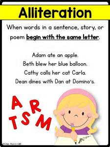 words and phrases in poetry or a story rl2 4 poetry unit