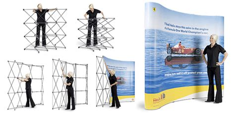 Jual Stand Banner by Pop Up Displays Silverton Printing Silverton