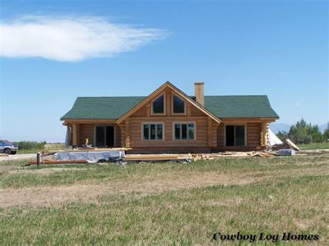 1 story log home plans ranch log home floor plans with one story log cabins quotes