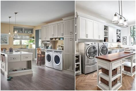 Amazing Interior Design Laundry Room Storage Systems