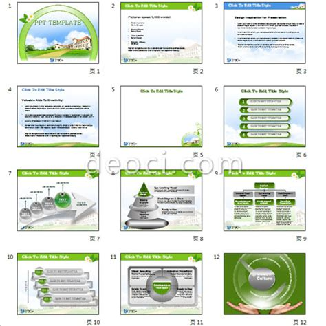 layout powerpoint free download free fresh green korean style school education creative