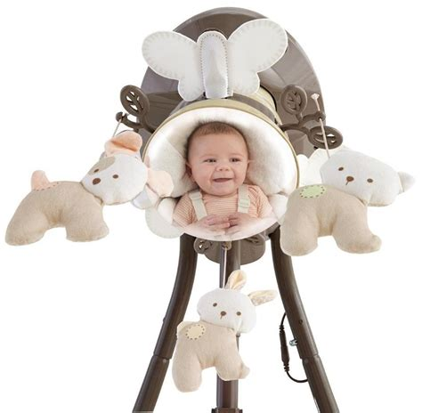 fisher price my little snugapuppy swing com fisher price my little snugapuppy cradle and