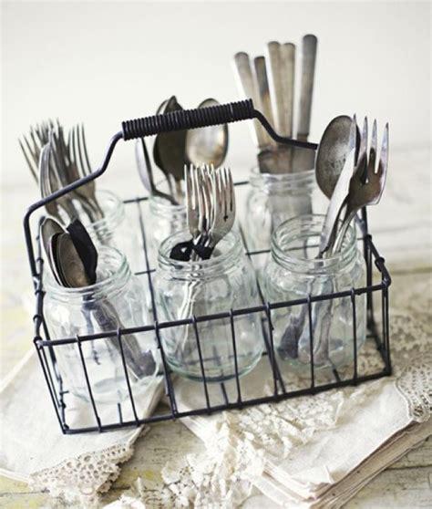 buffet utensil holder silverware caddy