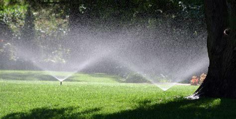 landscape sprinkler system sprinkler system design installation and repair