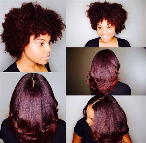 25 best ideas about burgundy natural hair on pinterest photos burgundy rinse hair black girl women black